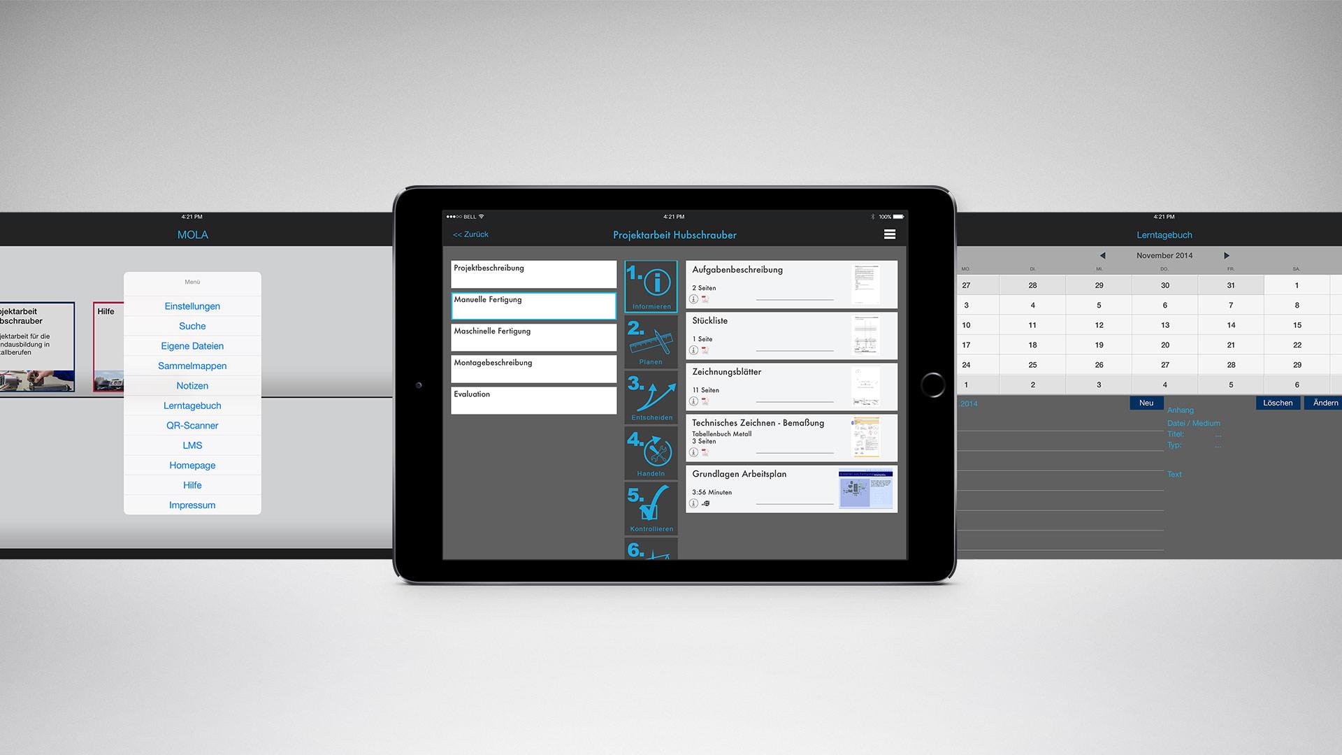 Mola App - Objective-C, iOS, App